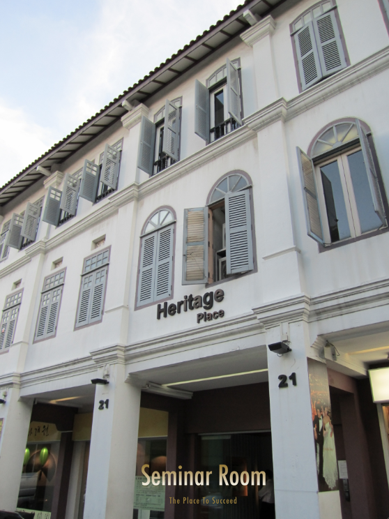 HeritagePlace Contact Us