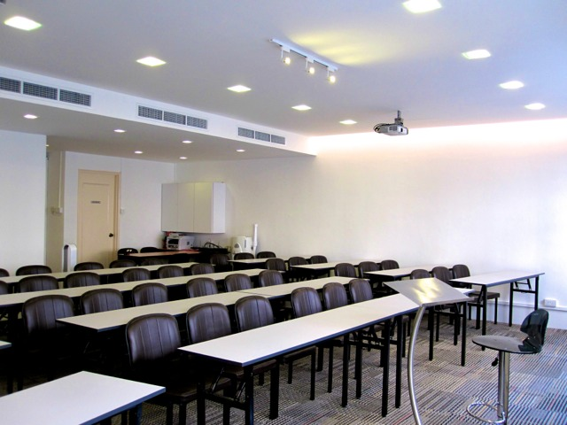 classroom Seminar Room Rental Singapore