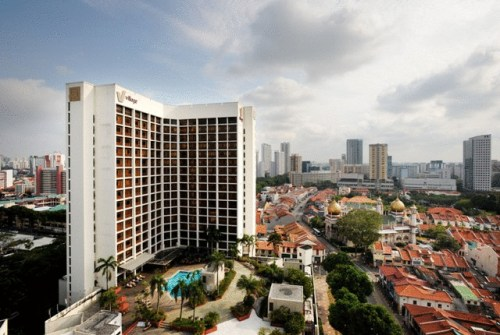 Airport Shuttle Hotel List - Singapore Changi Airport