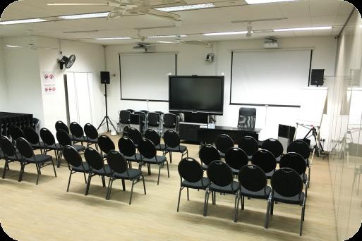 seminar room rental